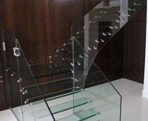 SILLER TREPPEN -  - Escalera Con Tramo Curvo