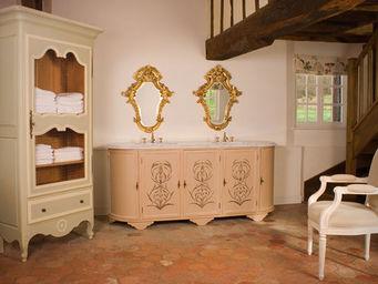 Acajou - versailles - Mueble De Ba�o Dos Senos