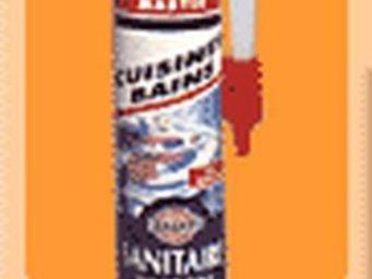 Rubson - mastic sanitaire rubson cuisine & bain - Masilla De Impermeabilidad