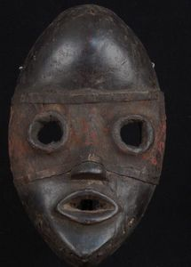 Art-africain.fr -  - Máscara Africana