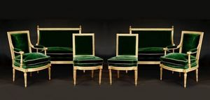 Aveline - mobilier de jacob - Salón