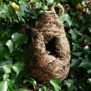 Wildlife world - roosting nest pocket - tall - Casa De Pájaros