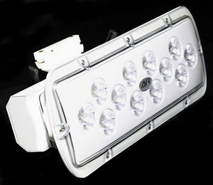 Abstract Avr - we48 led track light - Foco Led
