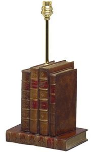 The Original Book Works - 4-book lamp l0703 - Pie De Lámpara