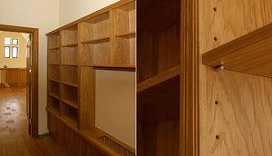 Touchwood - bradfield house - Biblioteca