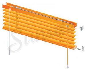 Sunrite Blinds - standard 25mm venetian blind system - Estor Veneciano