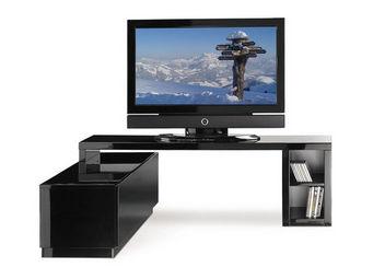 Miliboo - troye tv - Mueble Tv Hi Fi