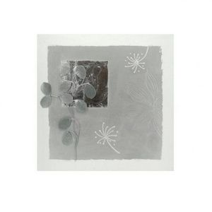 MAISONS DU MONDE - toile argentée quartz - Fotografía
