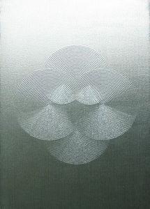 Florent Boissonnet-Glasswork - r.a.r (triptyque) - vitraux - Vidriera