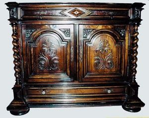 M. Markley - cabinet - Cajonera Baja