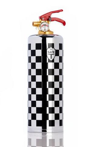 DNC TAG - Extintor-DNC TAG-DAMIER CHROME