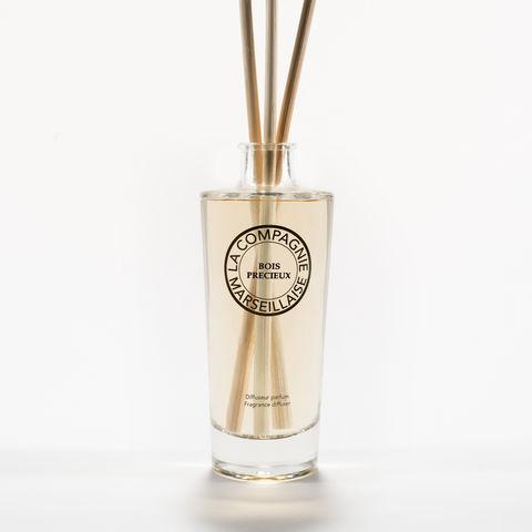 LA COMPAGNIE MARSEILLAISE - Difusor de perfume-LA COMPAGNIE MARSEILLAISE-Bois précieux