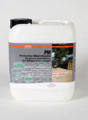 MARLUX - Baldosa de piedra reconstituida-MARLUX-PM Protection Minéralisante
