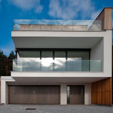 Silvelox - Puerta de garaje basculante-Silvelox-CDA