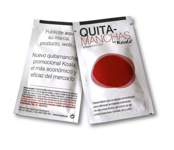 KOALA INTERNATIONAL - Quita Manchas de vino-KOALA INTERNATIONAL