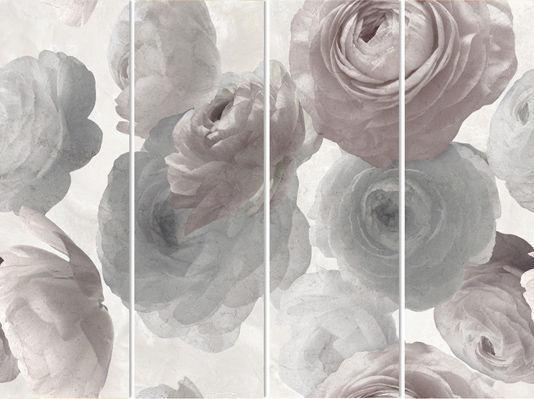 Vives Azulejos y Gres - Azulejos para pared-Vives Azulejos y Gres-Helios Aria Lugan-4 Gris 25x75cm