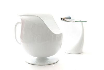 Miliboo - Sillón-Miliboo-CUP FAUTEUIL