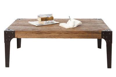Miliboo - Mesa de centro rectangular-Miliboo-MADISON TABLE BASSE