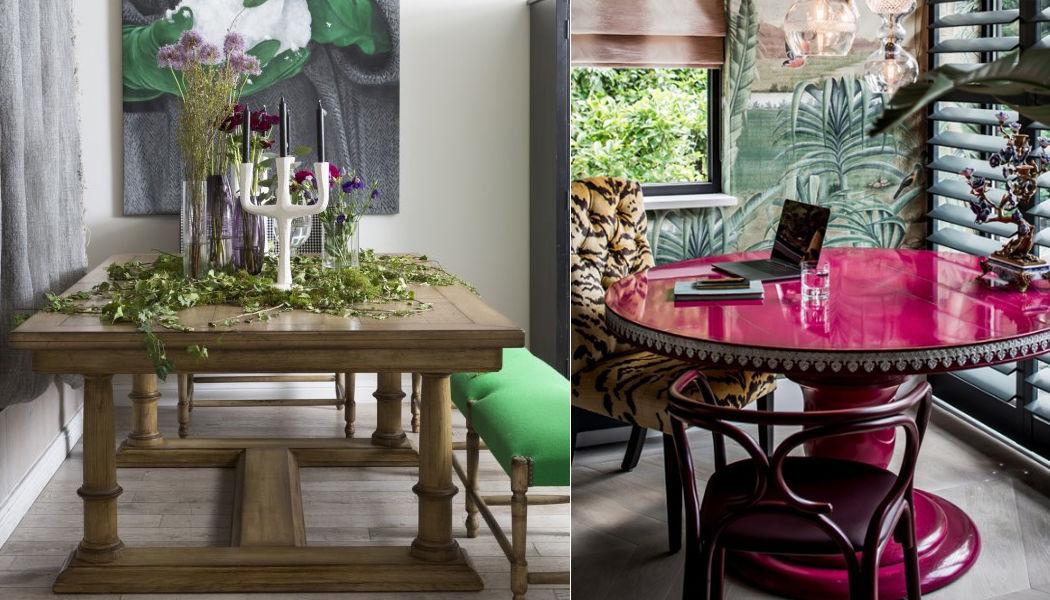 Moissonnier Tavolo da pranzo rettangolare Tavoli da pranzo Tavoli e Mobili Vari  |