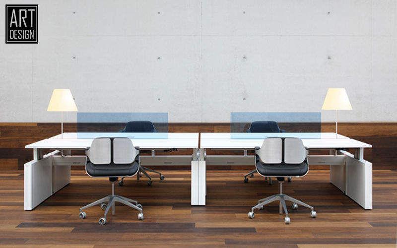 ARTDESIGN Scrivania operativa Scrivanie e Tavoli Ufficio Luogo di lavoro |