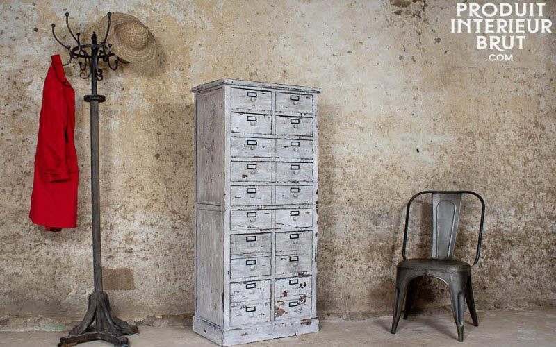 Produit Interieur Brut.com Cassettiera Settimanale Mobili con cassetti Armadi, Cassettoni e Librerie Studio   Eclettico