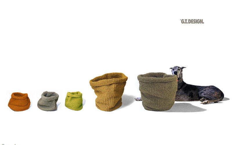 Gt Design Cestino contenitore Ganci Cucina Accessori Cucina | Esotico