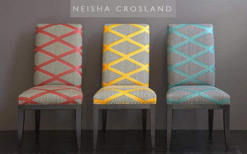 Neisha Crosland Tessuto d'arredamento per sedie Tessuti d'arredo Tessuti Tende Passamaneria  |