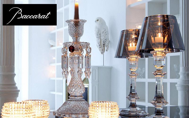 Baccarat Candelabro Girandola Candele e candelabri Oggetti decorativi Sala da pranzo   Classico