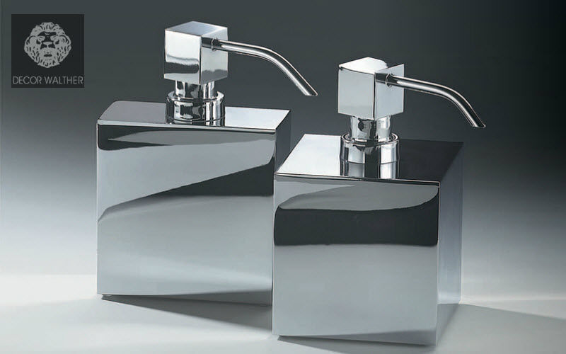 DECOR WALTHER Distributore sapone liquido Saponi Bagno Sanitari Bagno | Design Contemporaneo