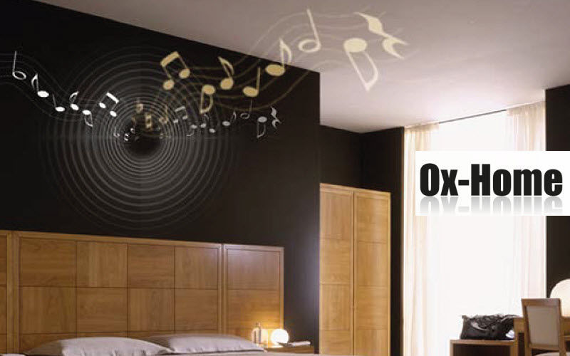 OX-HOME Altoparlanti invisibile Hi-fi e audio High-tech Camera da letto | Design Contemporaneo