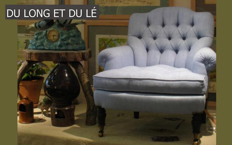 Du Long et du Lé Poltrona Chesterfield Poltrone Sedute & Divani  | Classico