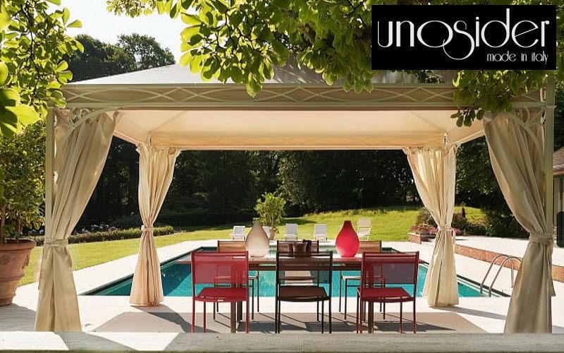 Unosider Gazebo mobile Ombrelloni e Tende da esterno Giardino Arredo Giardino-Piscina | Classico