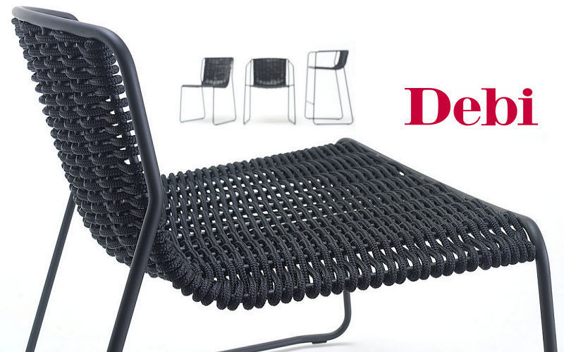 Debi Sedia da giardino Sedie da giardino Giardino Arredo Terrazzo | Design