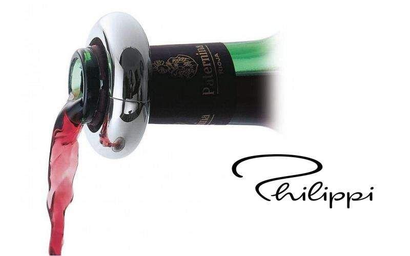 Philippi Collare antigoccia per bottiglia Servizio da vino Accessori Tavola  |