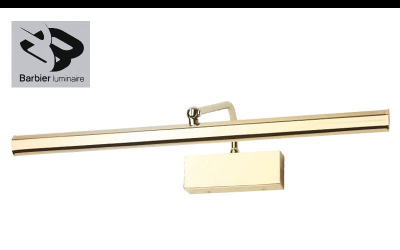 Barbier Luminaire Illuminazione quadro Applique per interni Illuminazione Interno  |
