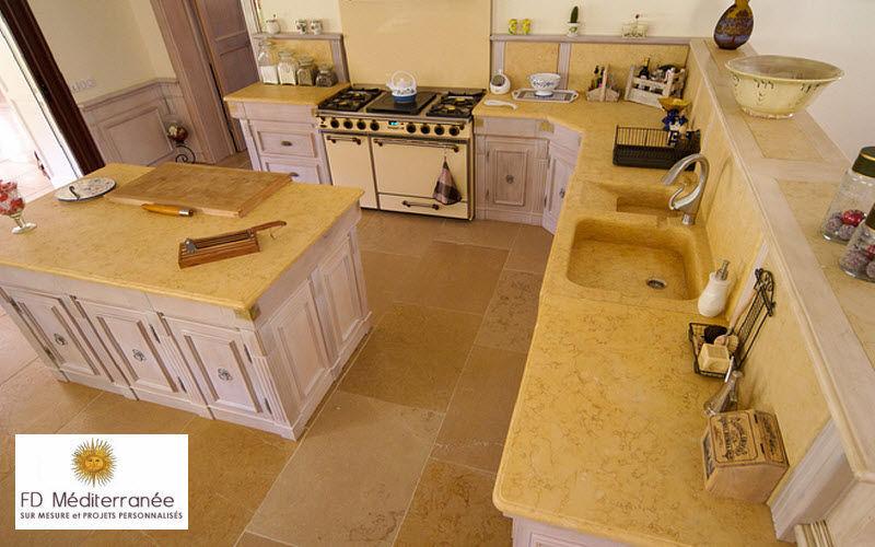 Fd Mediterranee Cucina tradizionale Cucine complete Attrezzatura della cucina  |
