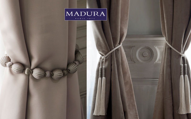 Madura Nappa per tenda Bracciali per tende Tessuti Tende Passamaneria  |