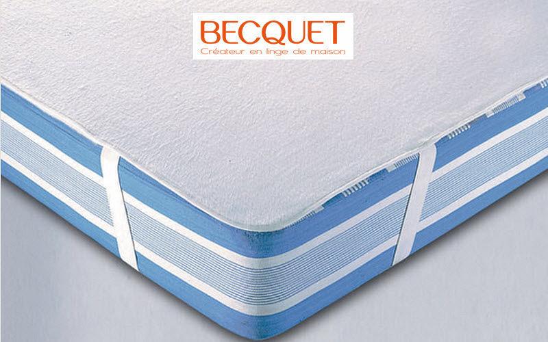 Becquet Coprimaterasso Biancheria da letto - protezioni Biancheria  |