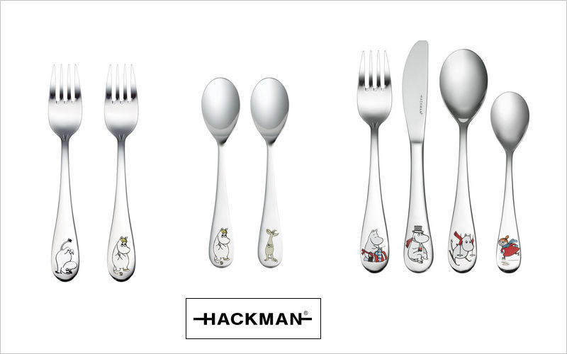 Hackman Posate da bambino Accessori da tavolo bimbi Infanzia  |