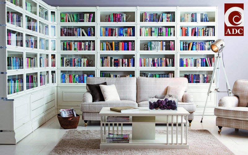 A.D.C. ANTIEK DESIGN CENTRE Libreria aperta Librerie Armadi, Cassettoni e Librerie  |