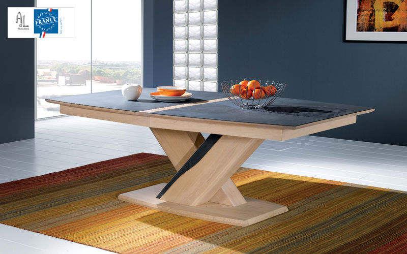 Ateliers De Langres Tavolo da pranzo rettangolare Tavoli da pranzo Tavoli e Mobili Vari  |