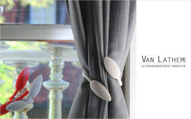 Van Lathem Nappa per tenda Bracciali per tende Tessuti Tende Passamaneria  |