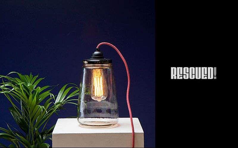 RESCUED! Luz lampadina a incandescenza Elettricità Illuminazione Interno  |