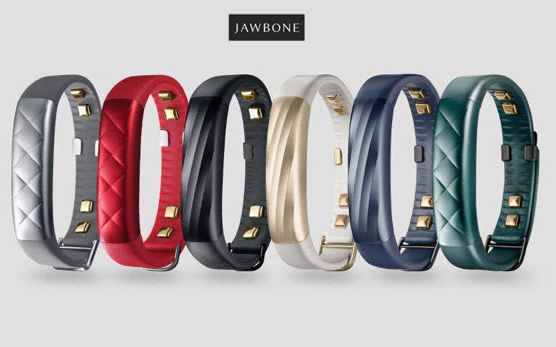 JAWBONE Braccialetto collegato Varie fitness Fitness  |