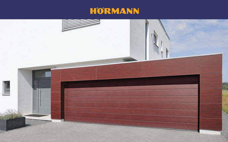Hormann France Porta garage a listelli Porte garage Porte e Finestre  |