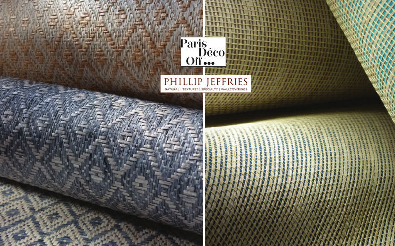Phillip Jeffries Tessuto da parete Tessuti per pareti Pareti & Soffitti  |