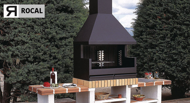 ROCAL Barbecue a carbone Barbecue Varie Giardino  |