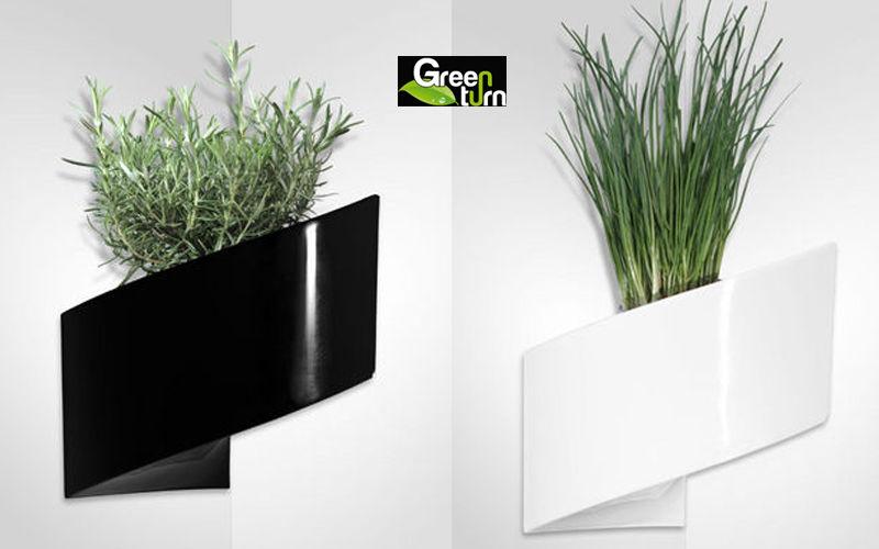 GREEN TURN Fioriera da muro Fioriere Giardino Vasi  |