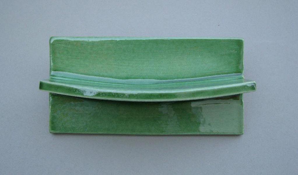 Ceramiques du Beaujolais Portasapone a muro Saponi Bagno Sanitari  |
