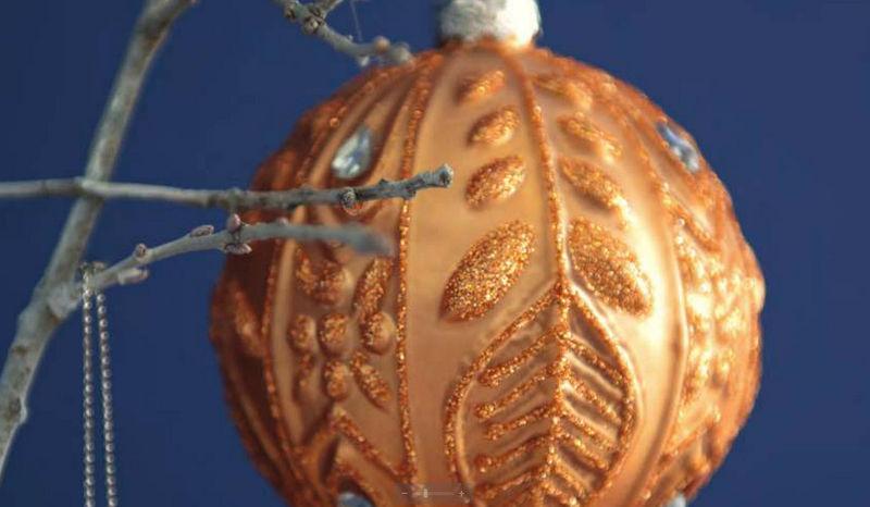 CLAYRE & EEF Palla di Natale Addobbi natalizi Natale Cerimonie e Feste   